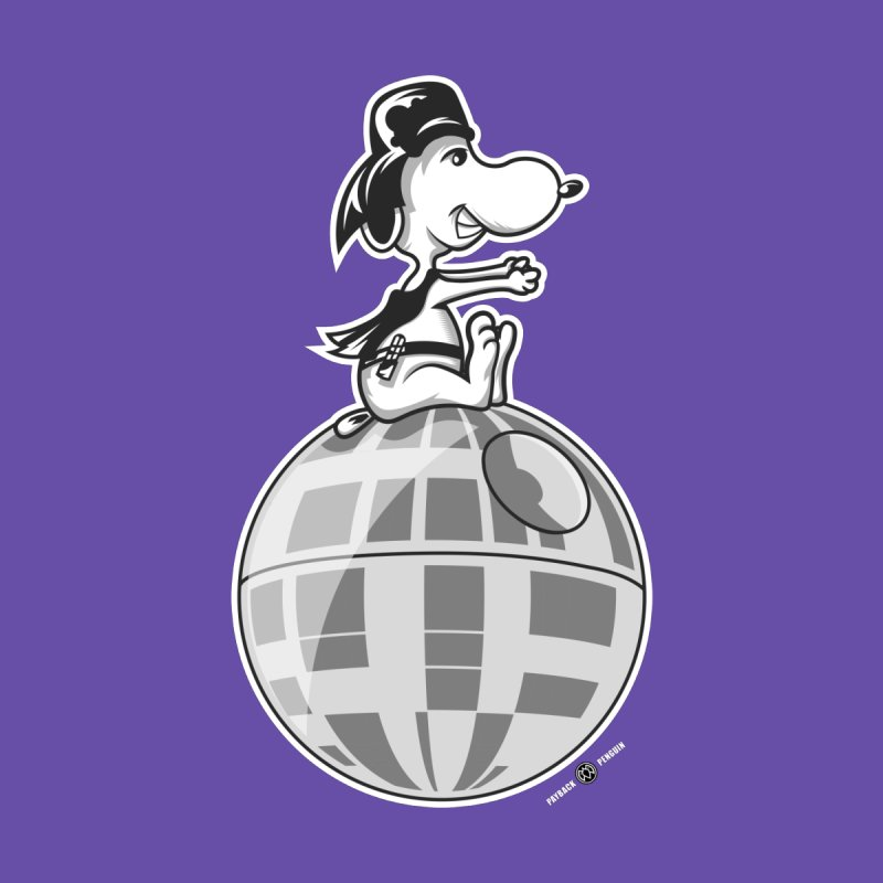 Snoopy Vader Men's Triblend T-shirt by Payback Penguin