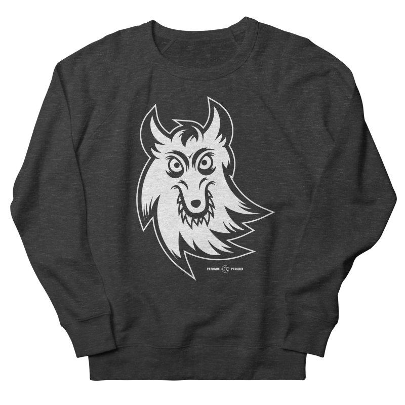 Lone Wolf Women's Sweatshirt by Payback Penguin