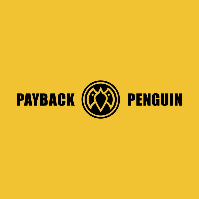 Payback Penguin Wordmark by Payback Penguin
