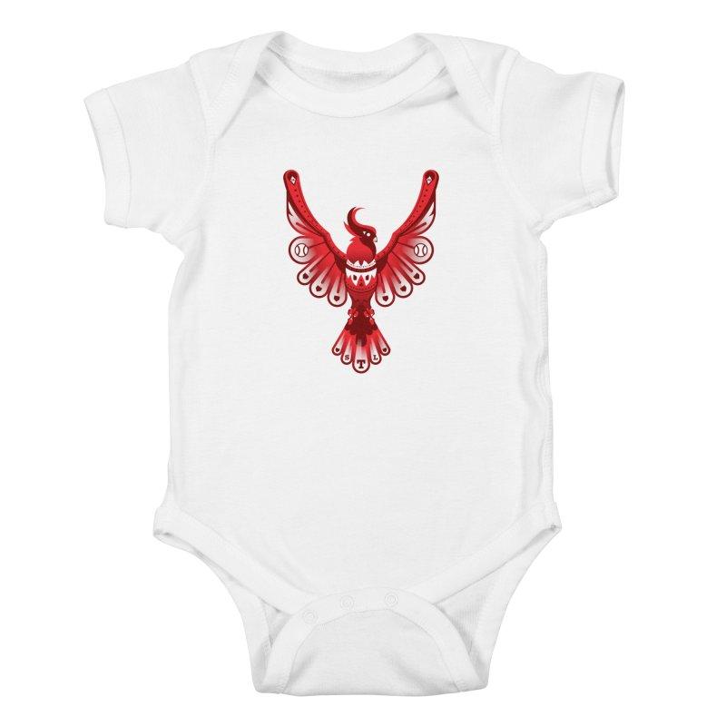 Go Crazy Folks Kids Baby Bodysuit by Payback Penguin