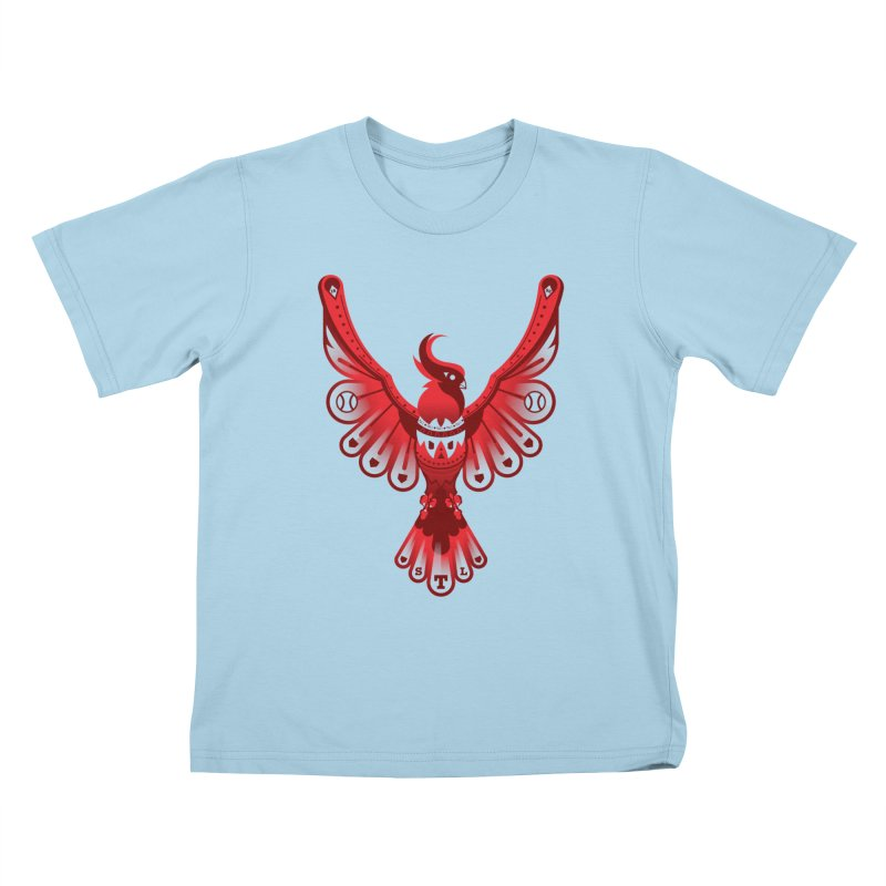 Go Crazy Folks Kids T-shirt by Payback Penguin