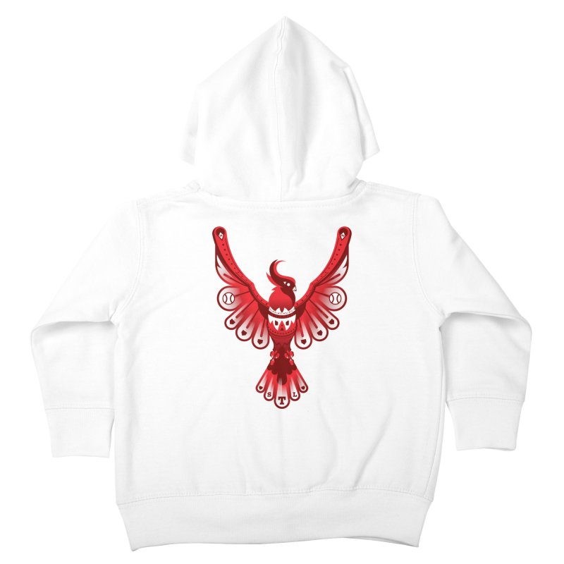 Go Crazy Folks Kids Toddler Zip-Up Hoody by Payback Penguin
