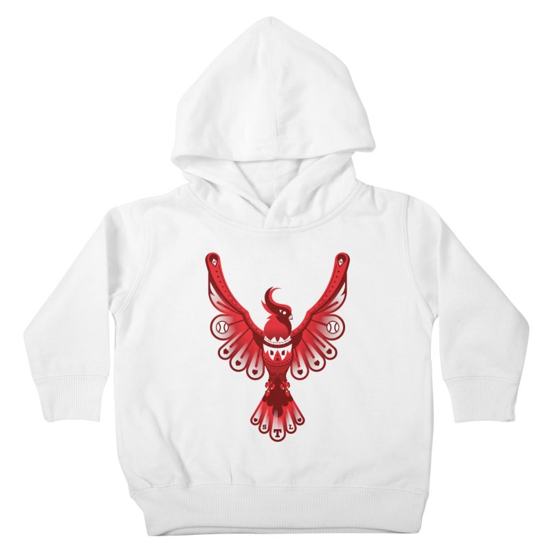 Go Crazy Folks Kids Toddler Pullover Hoody by Payback Penguin