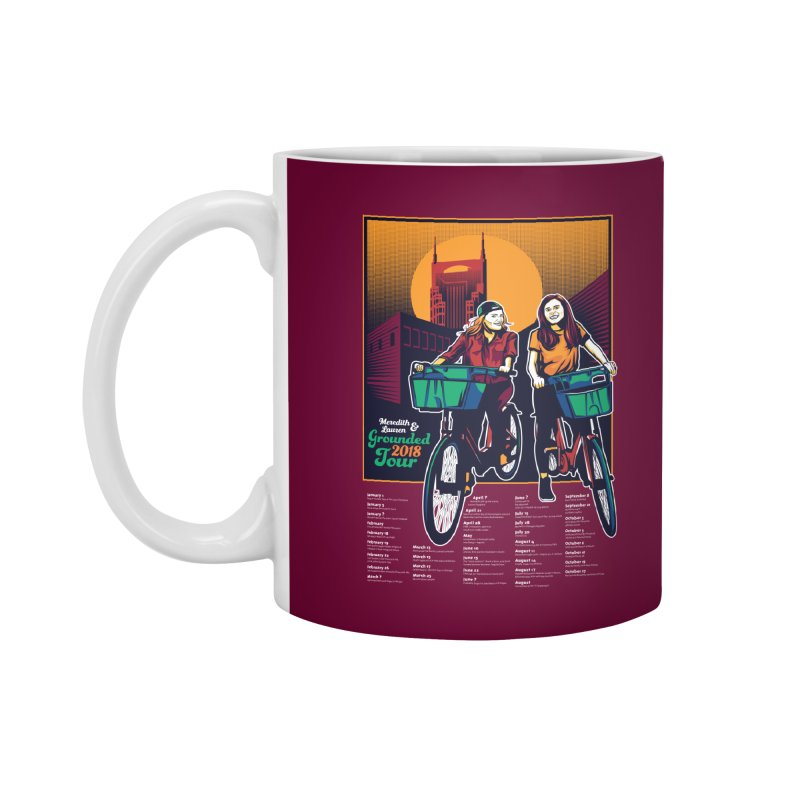 Meredith and Lauren - Option 3 Accessories Standard Mug by Payback Penguin
