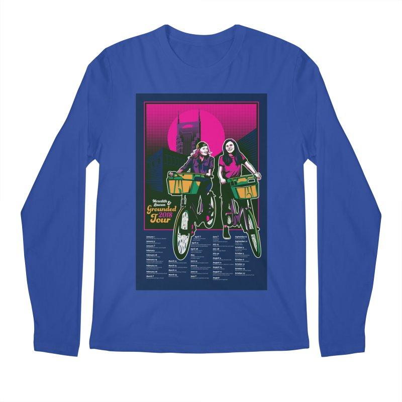 Meredith and Lauren Option 4 Men's Regular Longsleeve T-Shirt by Payback Penguin