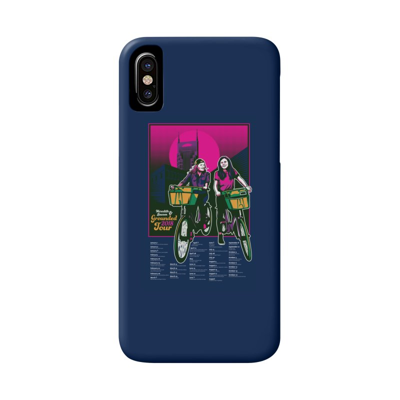 Meredith and Lauren Option 4 Accessories Phone Case by Payback Penguin