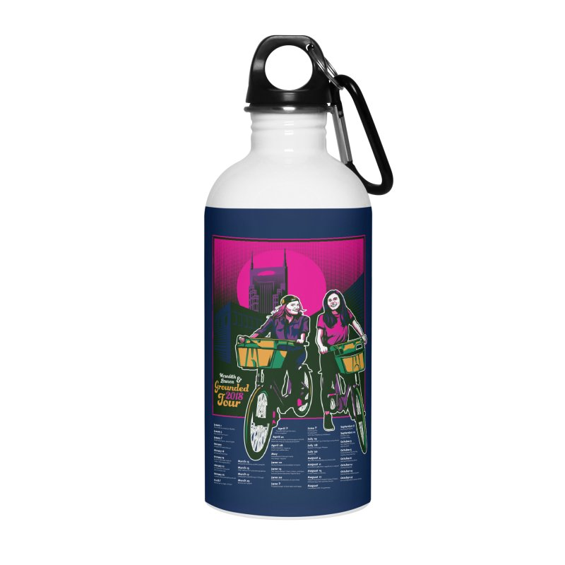 Meredith and Lauren Option 4 Accessories Water Bottle by Payback Penguin
