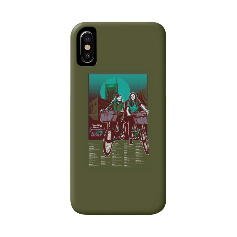 Meredith and Lauren - Option 5 Accessories Phone Case by Payback Penguin