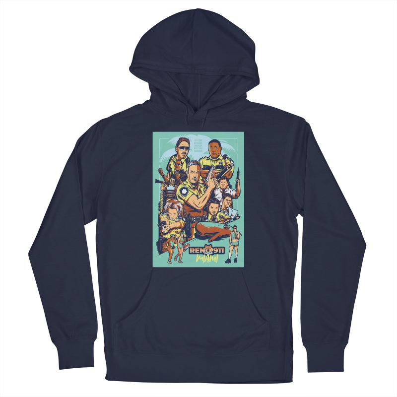 They Have Badges! Women's Pullover Hoody by Payback Penguin