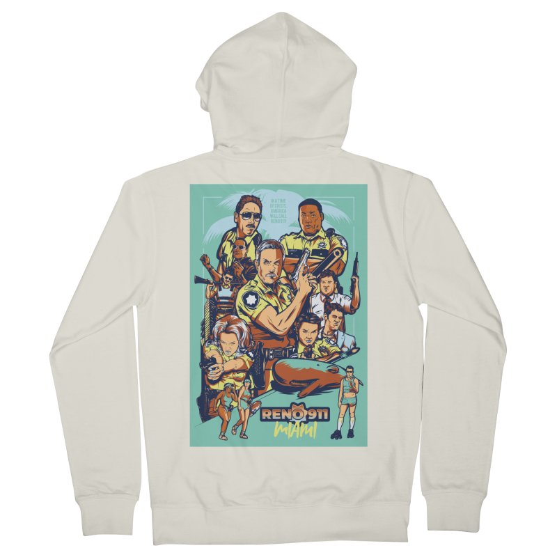 They Have Badges! Women's Zip-Up Hoody by Payback Penguin