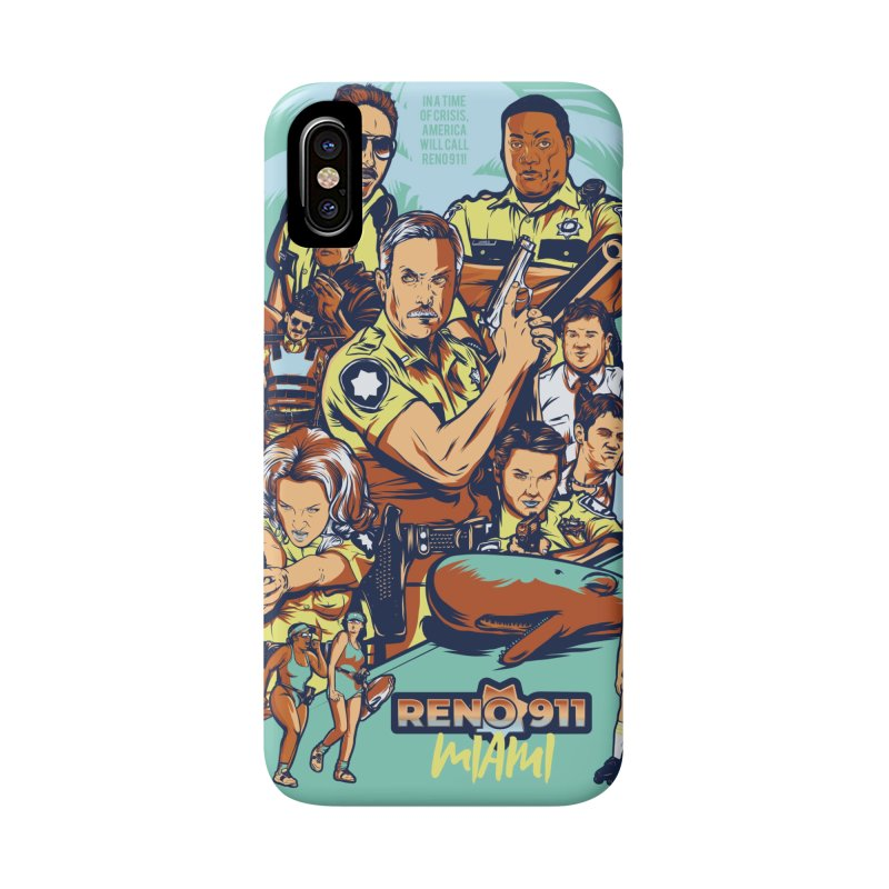 They Have Badges! Accessories Phone Case by Payback Penguin