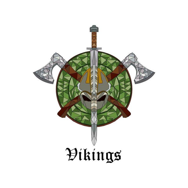 Viking by Pbatu's Artist Shop