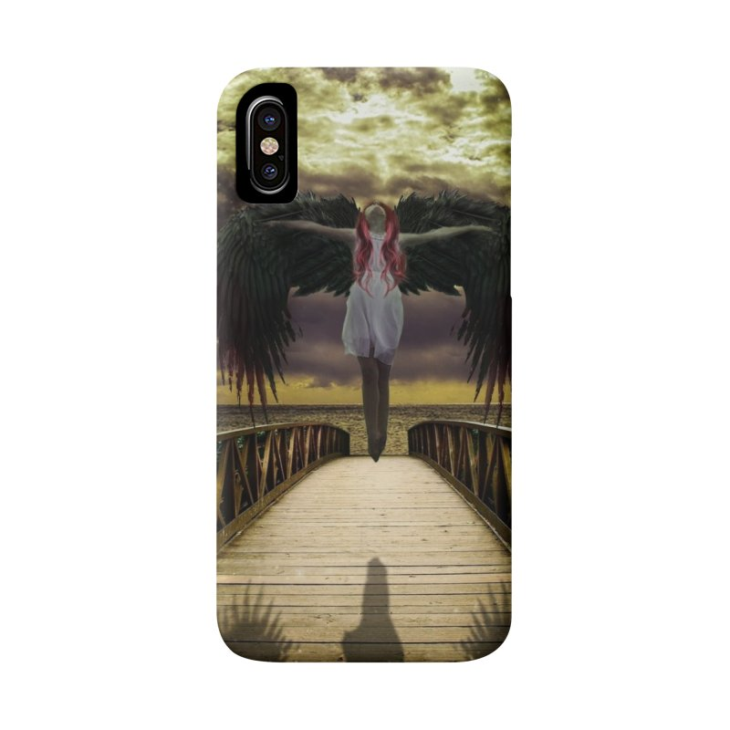 Angel Accessories Phone Case by Pbatu's Artist Shop