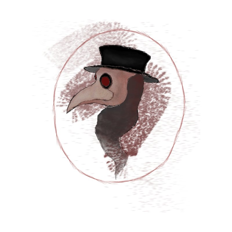 Plague doctor by Pbatu's Artist Shop