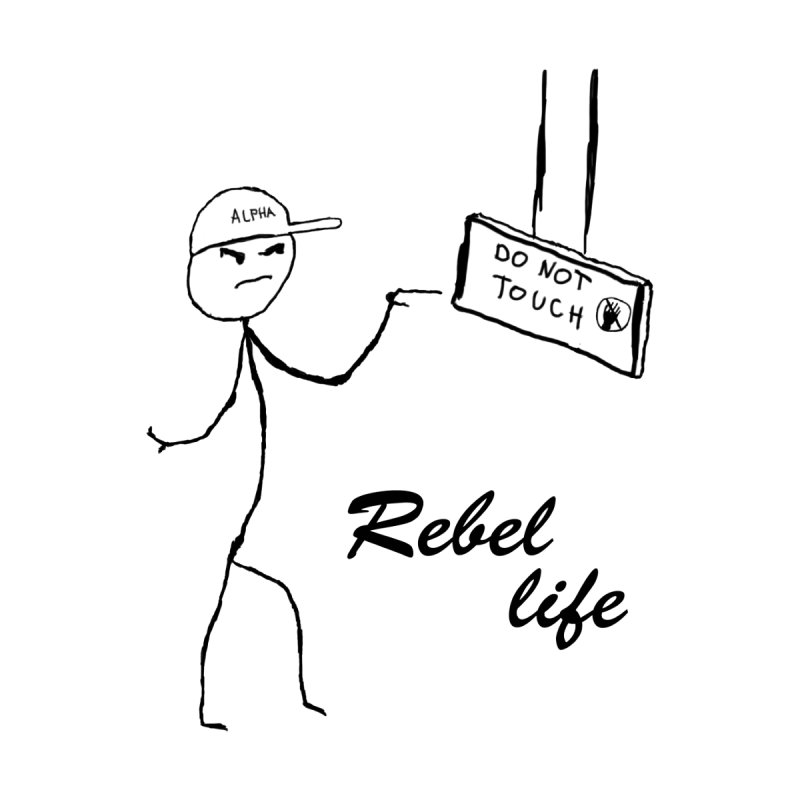 Rebel by Pbatu's Artist Shop