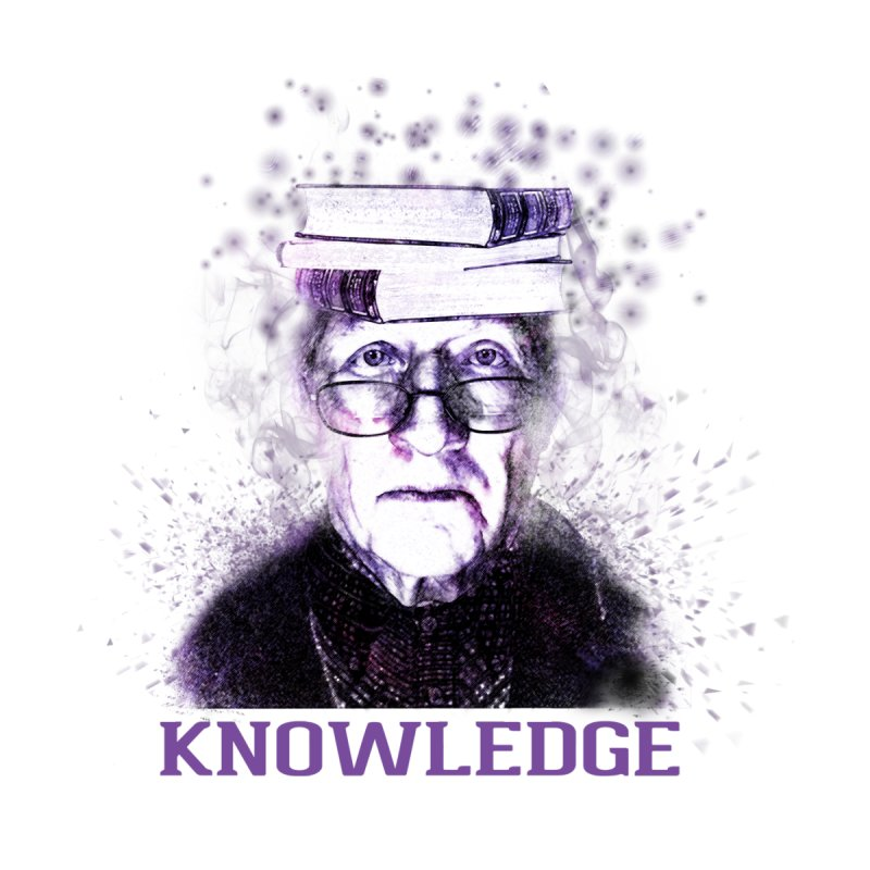 Knowledge by Pbatu's Artist Shop