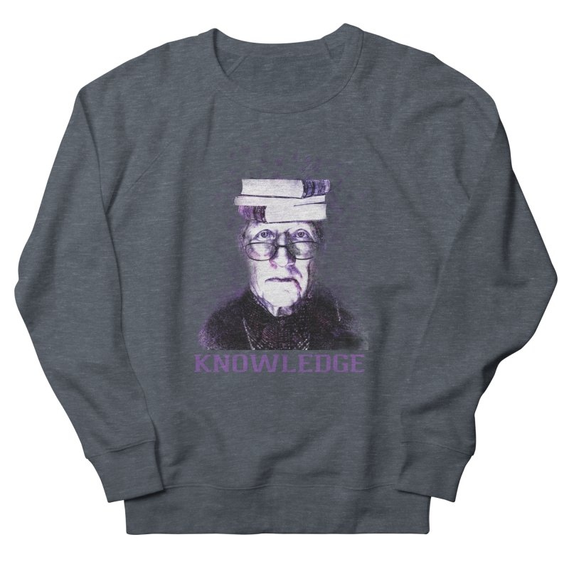 Knowledge Men's Sweatshirt by Pbatu's Artist Shop