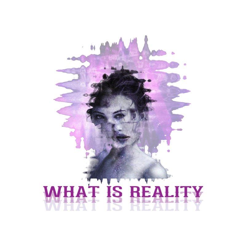 Reality Men's T-Shirt by Pbatu's Artist Shop