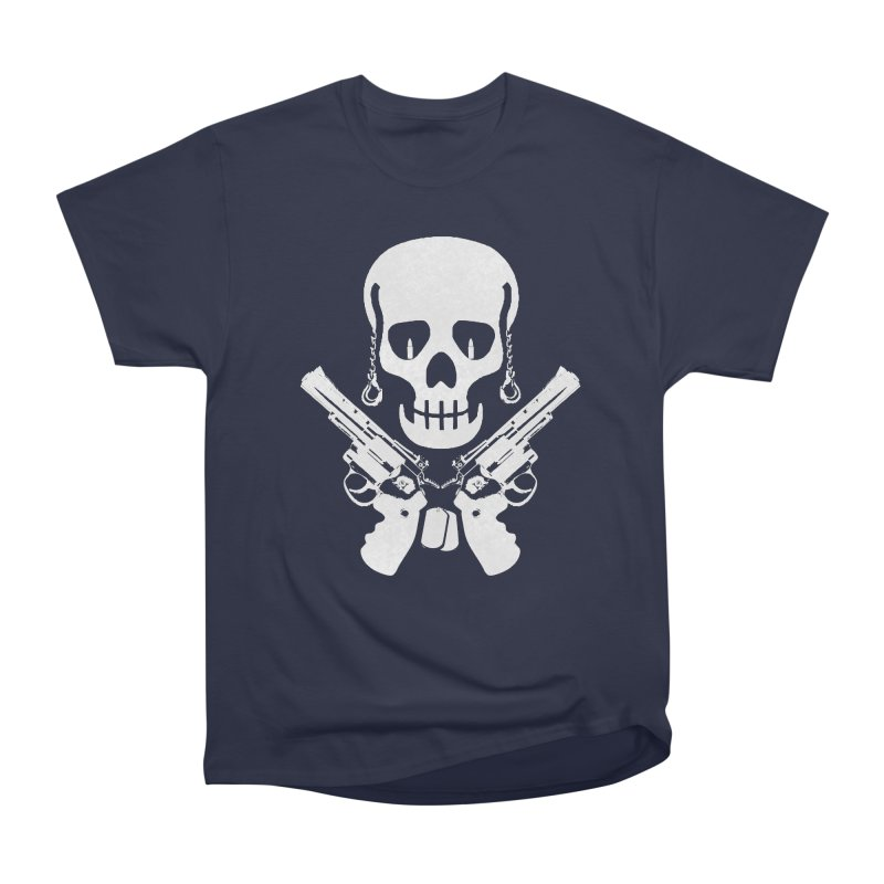 Skullhead Men's Heavyweight T-Shirt by Pbatu's Artist Shop