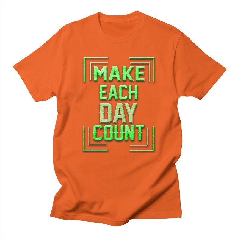 Make it Count Men's T-Shirt by Pbatu's Artist Shop