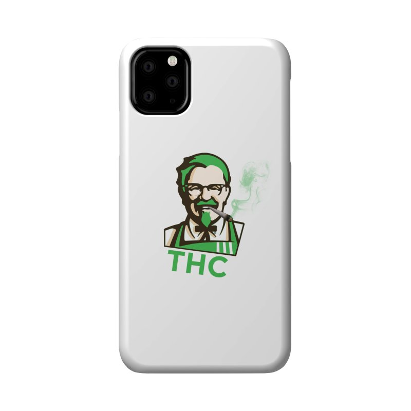 General THC Accessories Phone Case by Pbatu's Artist Shop