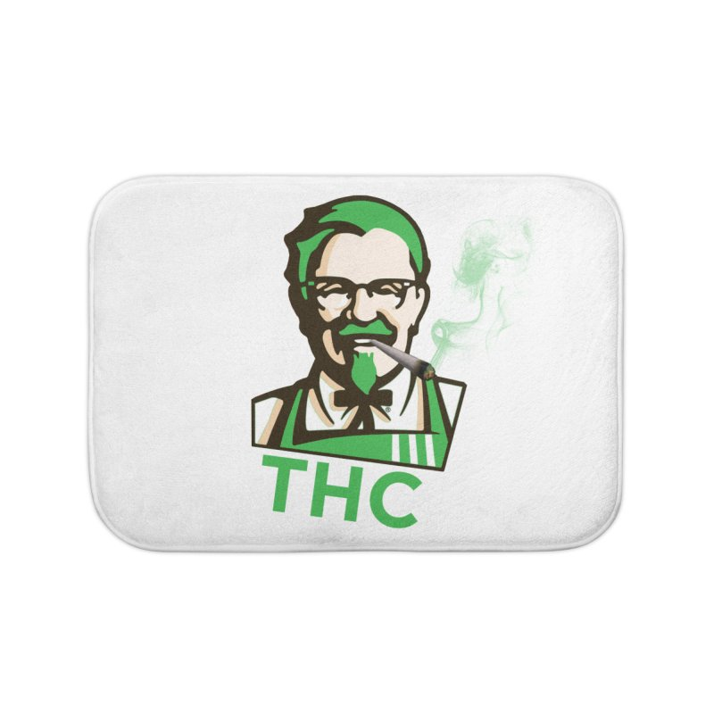 General THC Home Bath Mat by Pbatu's Artist Shop