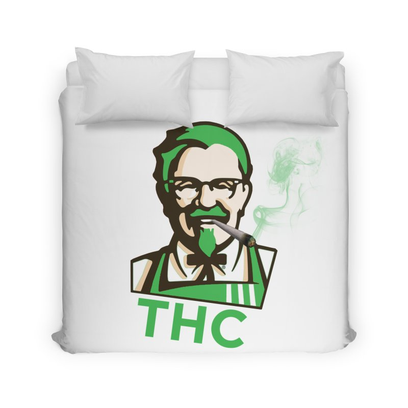 General THC Home Duvet by Pbatu's Artist Shop