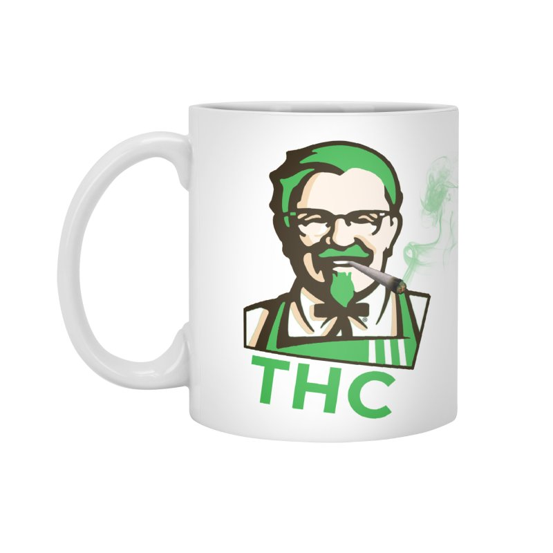 General THC Accessories Standard Mug by Pbatu's Artist Shop