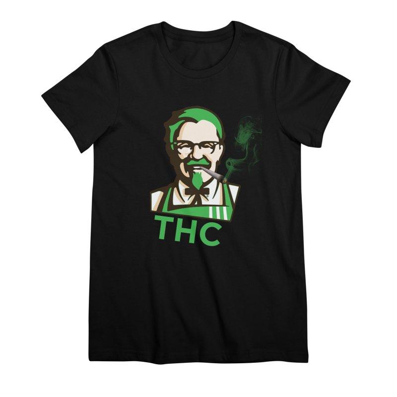 General THC Women's Premium T-Shirt by Pbatu's Artist Shop