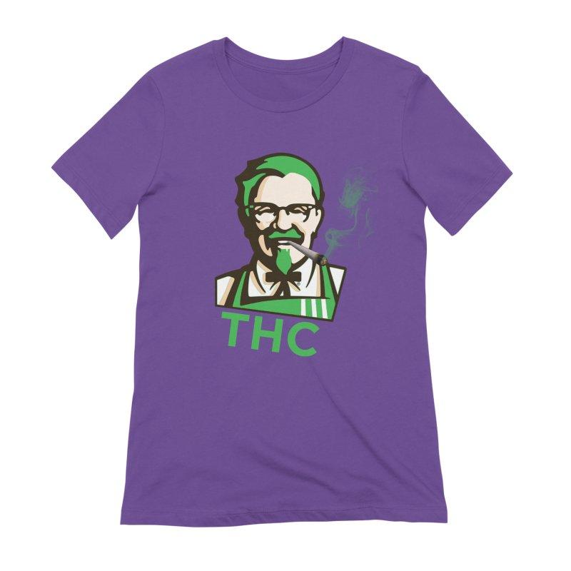 General THC Women's Extra Soft T-Shirt by Pbatu's Artist Shop