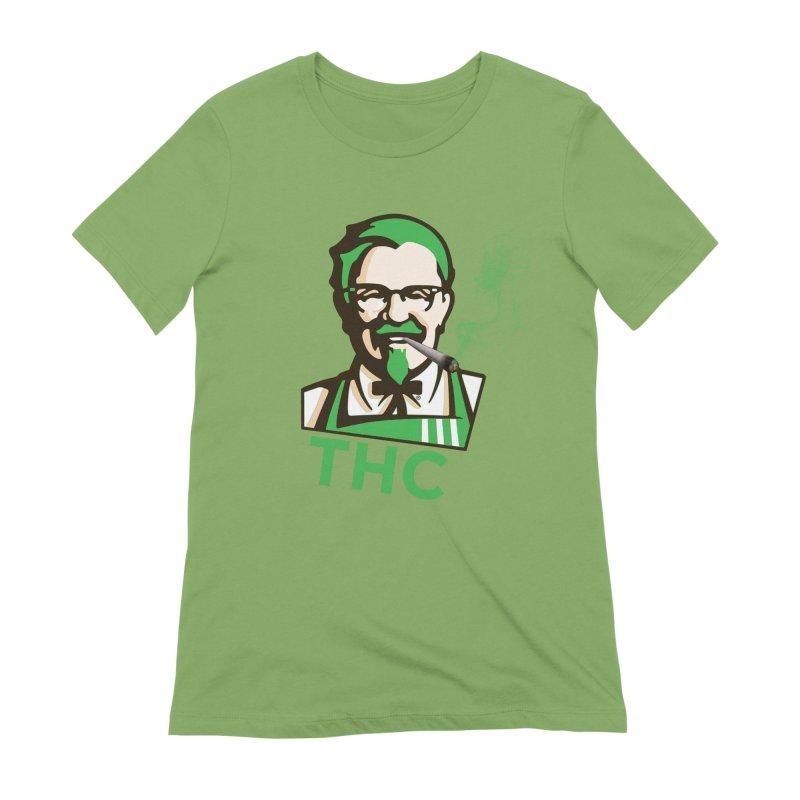 General THC Women's T-Shirt by Pbatu's Artist Shop