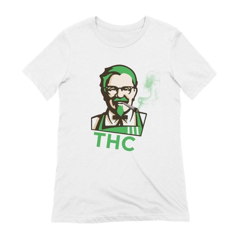 General THC Women's Extra Soft T-Shirt by Pbatu's Artist Shop