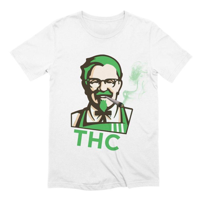 General THC Men's Extra Soft T-Shirt by Pbatu's Artist Shop