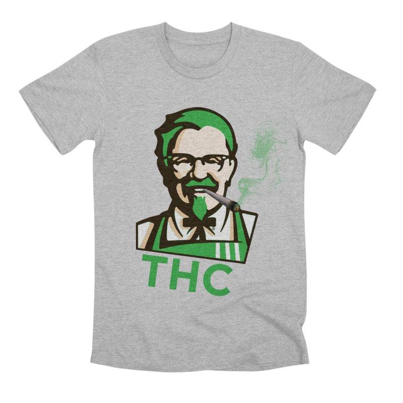 General THC Men's Premium T-Shirt by Pbatu's Artist Shop