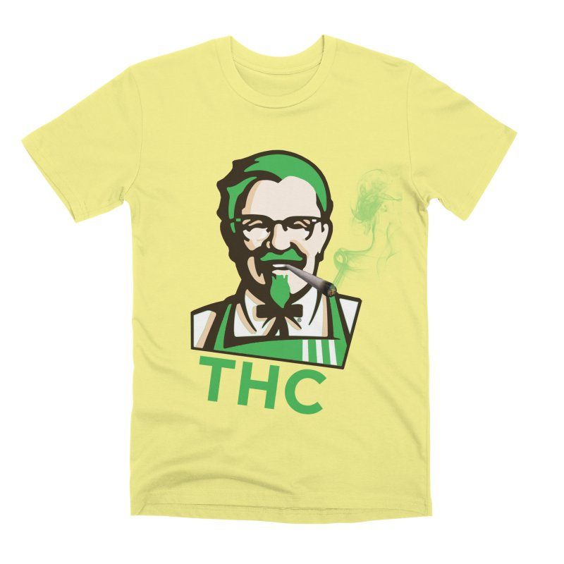 General THC Men's Premium T-Shirt by Pbatu's Artist Shop