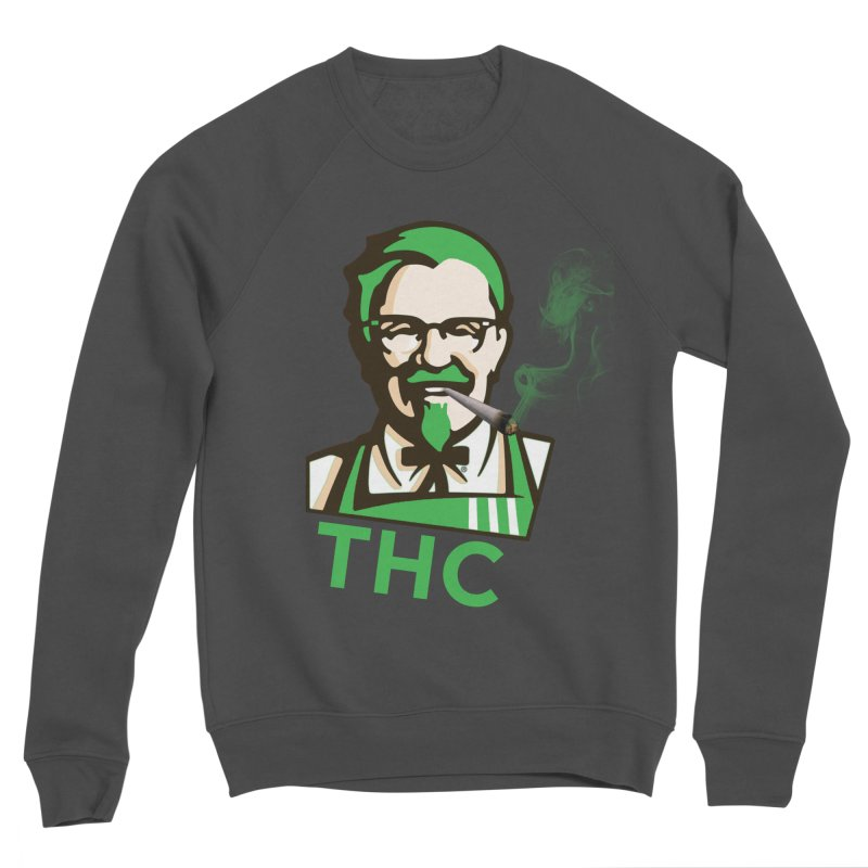 General THC Women's Sponge Fleece Sweatshirt by Pbatu's Artist Shop