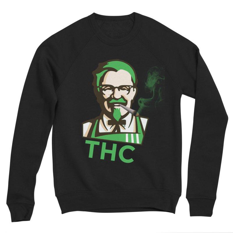 General THC Men's Sponge Fleece Sweatshirt by Pbatu's Artist Shop