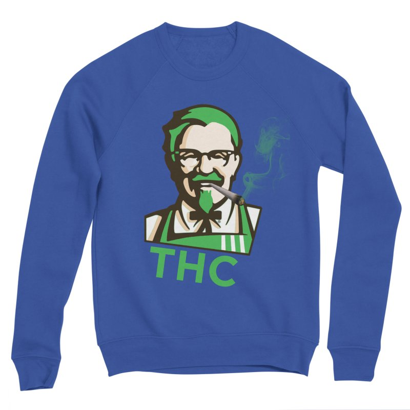 General THC Women's Sweatshirt by Pbatu's Artist Shop