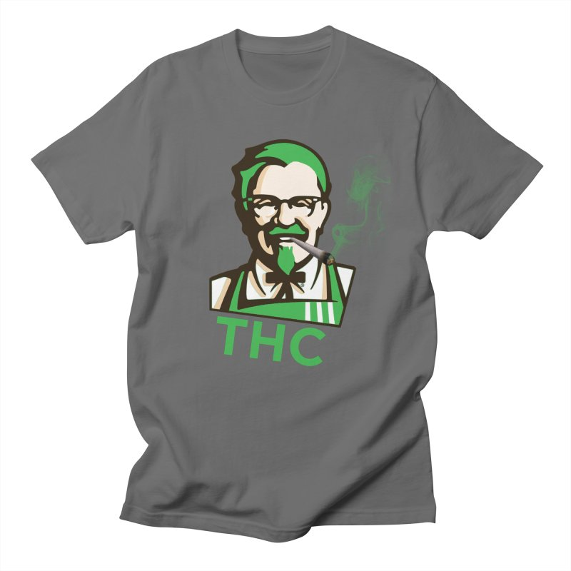 General THC Men's T-Shirt by Pbatu's Artist Shop