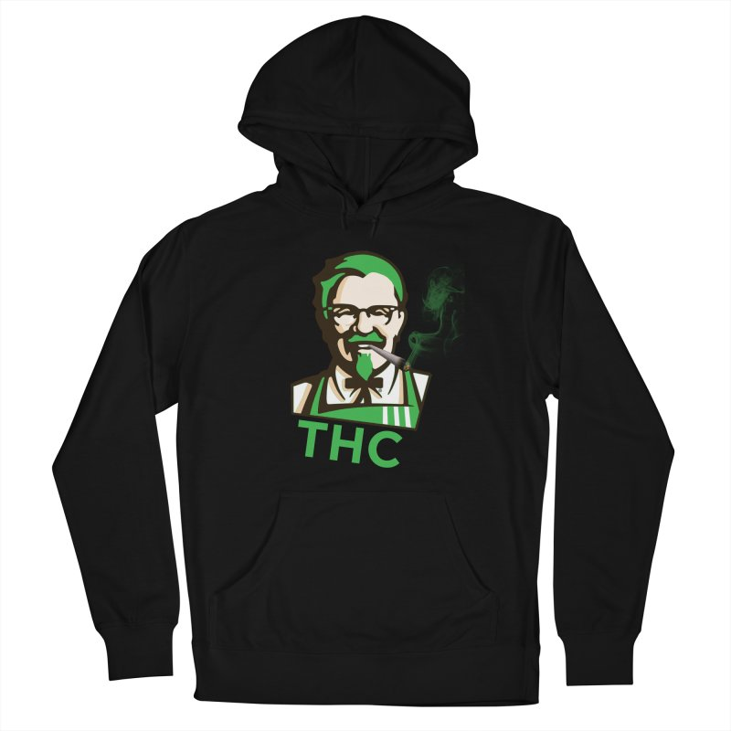 General THC Women's French Terry Pullover Hoody by Pbatu's Artist Shop