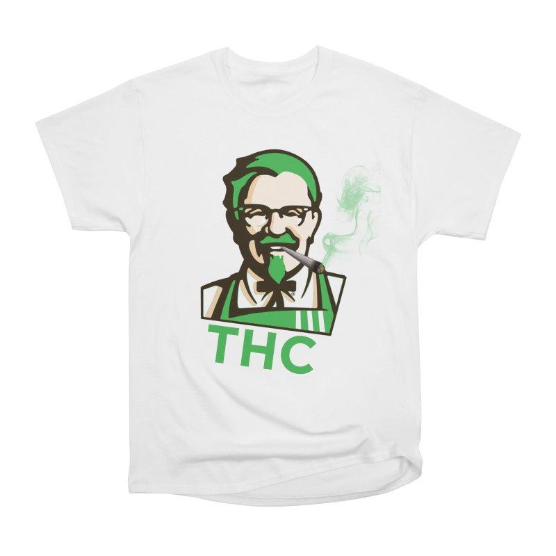 General THC Men's Heavyweight T-Shirt by Pbatu's Artist Shop