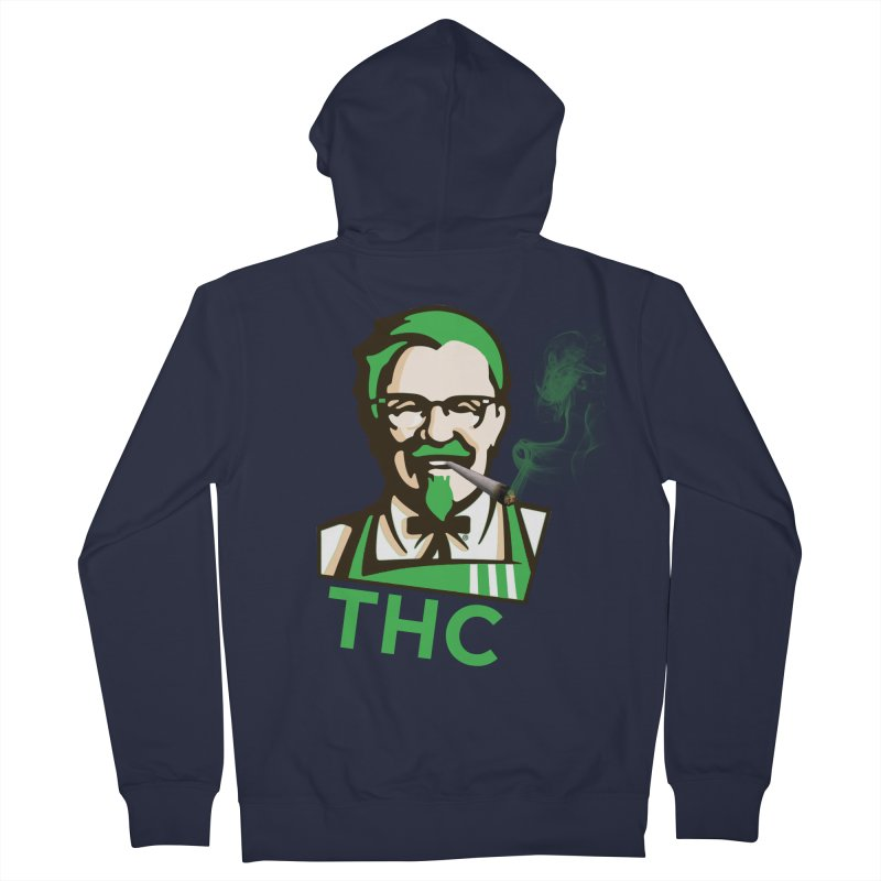 General THC Women's Zip-Up Hoody by Pbatu's Artist Shop