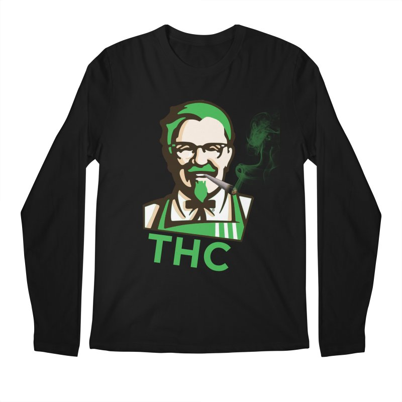 General THC Men's Regular Longsleeve T-Shirt by Pbatu's Artist Shop