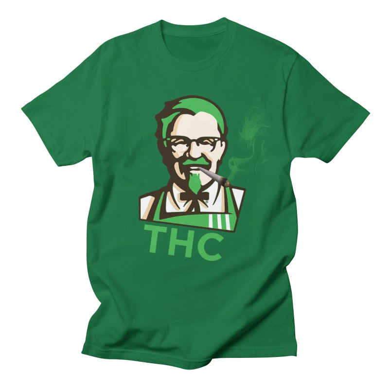 General THC Men's T-Shirt by Pbatu's Artist Shop