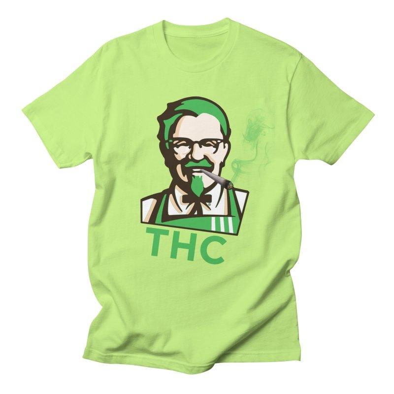 General THC Men's Regular T-Shirt by Pbatu's Artist Shop