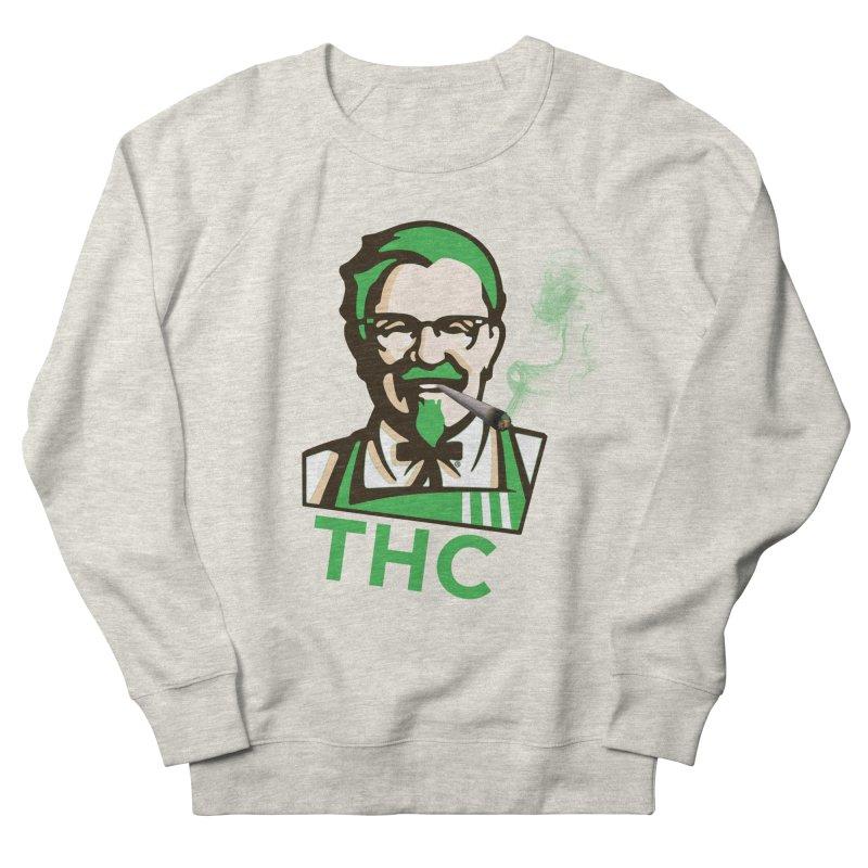 General THC Men's French Terry Sweatshirt by Pbatu's Artist Shop