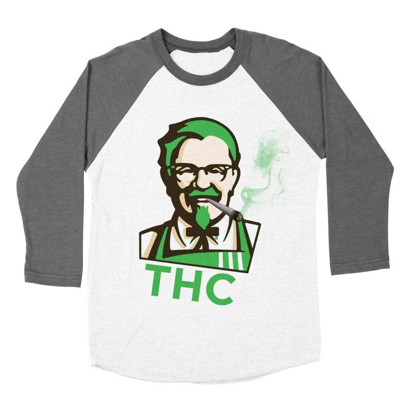 General THC Women's Longsleeve T-Shirt by Pbatu's Artist Shop