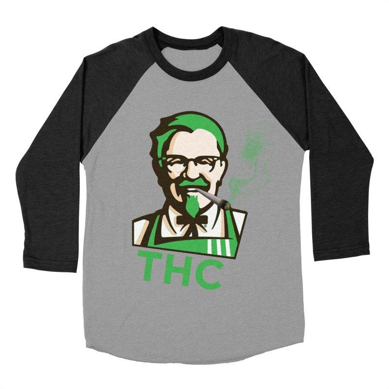 General THC Women's Baseball Triblend Longsleeve T-Shirt by Pbatu's Artist Shop