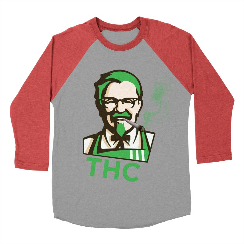 General THC Men's Longsleeve T-Shirt by Pbatu's Artist Shop