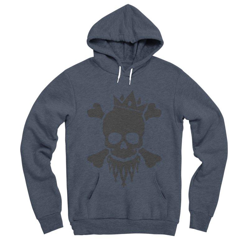Joker Skull King Men's Sponge Fleece Pullover Hoody by Pbatu's Artist Shop